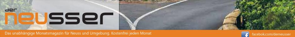 Der Neusser - Das unabhängige Monatsmagazin für Neuss und Umgebung.